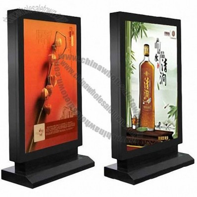 Double Sides Scrolling Light Box 49.2