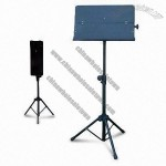Double Tiers Music Stands with 940 to 1420mm Height