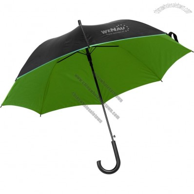 Double cloth Two Tone Umbrella