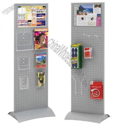 Double-sided multi-functional Brochure Display Stand