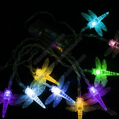 Dragonfly Battery Decorative Lights