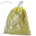 Draw String Garbage Bag with Good Tensile Strength