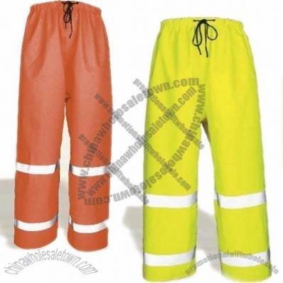 Drawstring Safety Pant