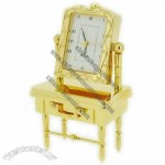 Dressing Table Clock