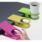 DrinKlip Character Designed Creativity Table Cup Folder