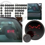 Drivemocion EX Series LED Car Sign