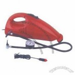 Dry/Wet Vacuum Cleaner with Air Compressor