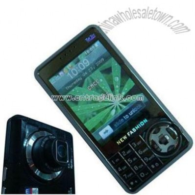 Dual SIM Camera Mobile Phone