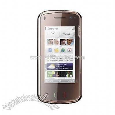 Dual SIM Card Dual Standby TV Cell Phone