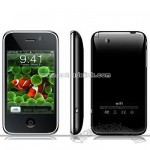 Dual SIM Card Dual Standby TV Mobile Phone with WiFi Java Function