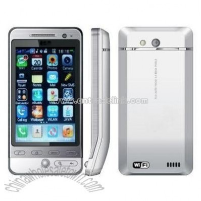 Dual SIM Card TV Mobile Phone