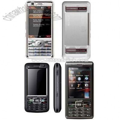 Dual SIM Digital TV Mobile Phone
