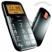 Dual SIM Senior Mobile Phone B03 with Torch, Sos Button & FM MP3
