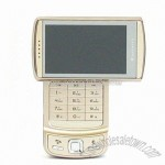 Dual SIM card TV Cell Phone