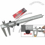 Dual Scale Metal Vernier Caliper 0-12.7cm Measuring Tool
