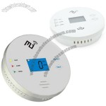 Dual Sensors Household Kitchen Use Natural Gas and CO Sensor with LCD Display