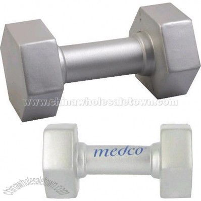 Dumbbell Stress Reliever Squeeze Toy