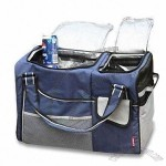 Durable 600D Polyester Cooler Bag