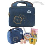 Durable Cooler Bag For Picnic With Thermal Insulation Effect