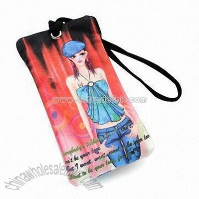 Durable Mobile Phone Pouch