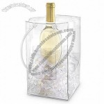 Durable PVC Water Resistant Wine Ice Bag - Dim: 6