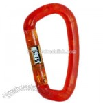Durable Plastic Carabiner with LCD Watch