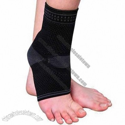 Dymanic Snug Ankle Support with Gel Pad