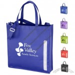 Dynamic Dual Convention Tote Bag