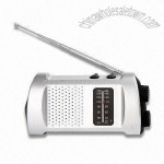 Dynamo AM/FM Radio with Charger