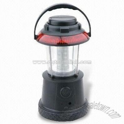 Dynamo LED Camping Lantern with Blinking Light