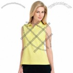 E P Pro Sleeveless Polo Women's Shirt