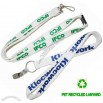 ECO-Friendly Recycled RPET Lanyard