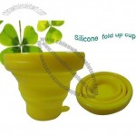ECO Silicone Collapsible Water Cup