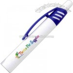 ECO push-action ballpoint biodegradable cornstarch pen