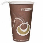 ECOEPBRHC16EWPK Eco-Products CUP,16OZ PCF HOT CUP,PP