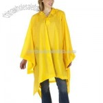 EVA Poncho with Hood - Yellow