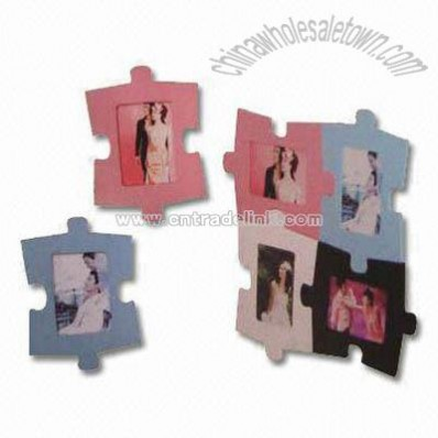 EVA Puzzle Photo Frame