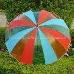 EVA Rainbow Golf Umbrella