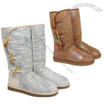EVA Sheepskin Snow Boots