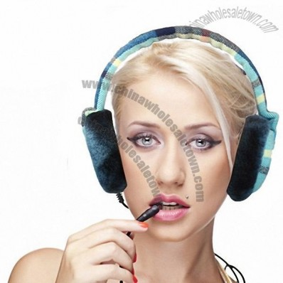 Ear Dreams SuperBass Fashion Headphone Ear Muffs in 7 Styles