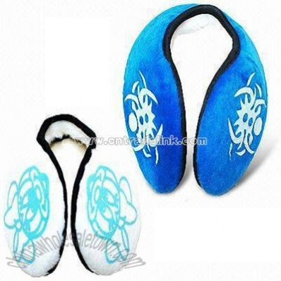 Ear Muffs with Cotton Cloth