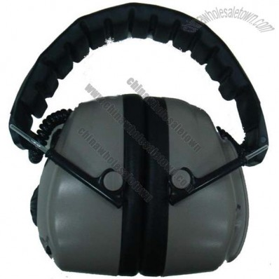 Earmuff with AM/FM Radio and 3.5mm Socket