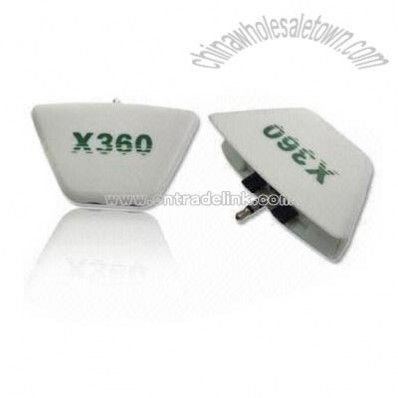 Earphone Convertor for xBox360