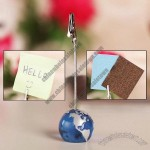 Earth Memo Holder Paper Note Clip