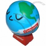 Earth Stress Ball with Stand