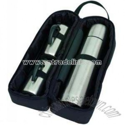 Easy Carry Flask Set