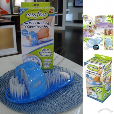Easy Feet Foot Cleaning Tool - Foot Scrubber