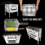 Easy Go BBQ Barbecue Grill