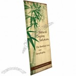 Easy L Bamboo Banner Stand