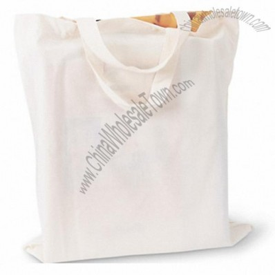 Eco Cotton Shopping bag with short handle